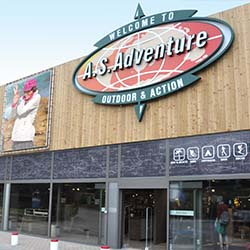 A.S. ADVENTURE – ZAVENTEM