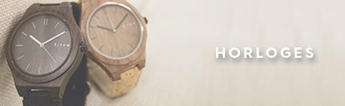 houten horloge kopen