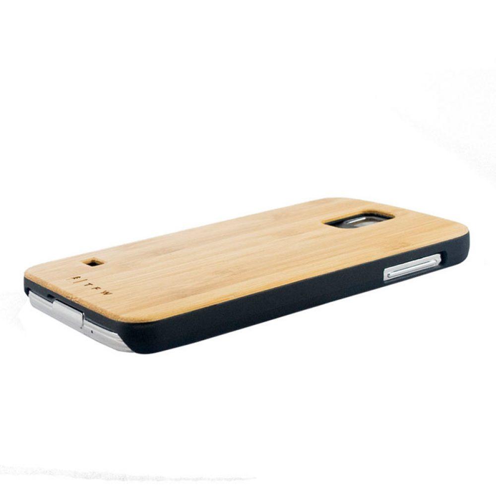 houten hoes