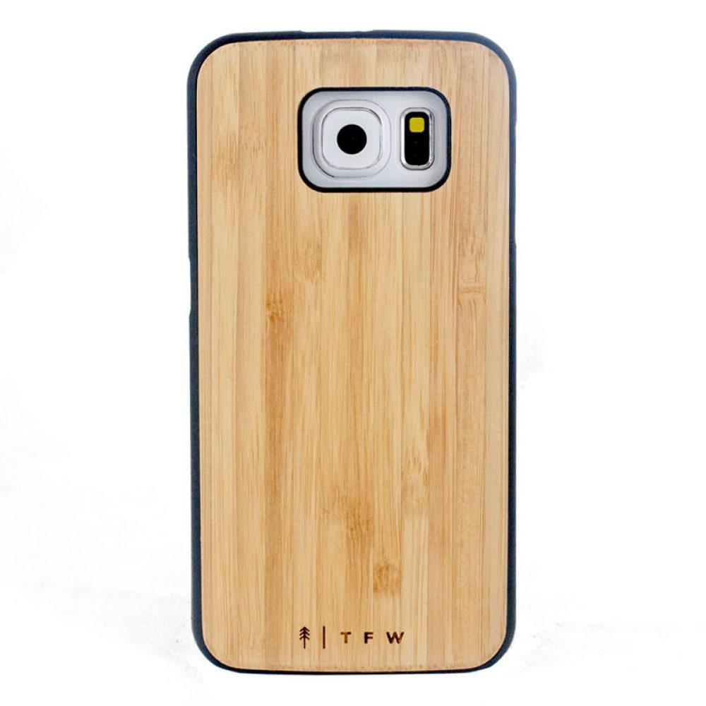 Samsung case hout