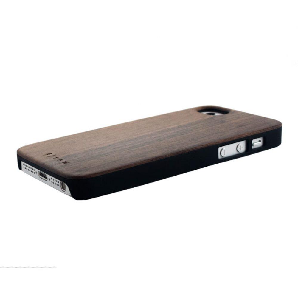 iPhone 5 hoesje hout