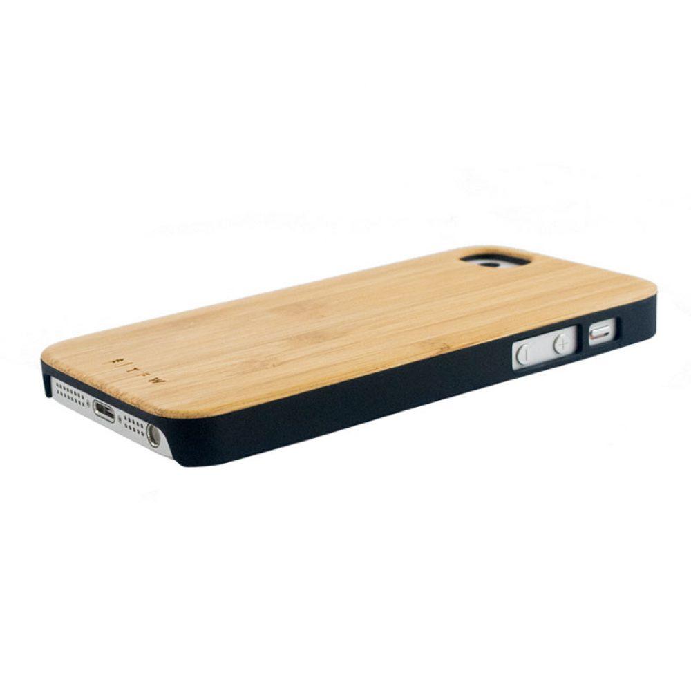 Houten hoesje iphone 5