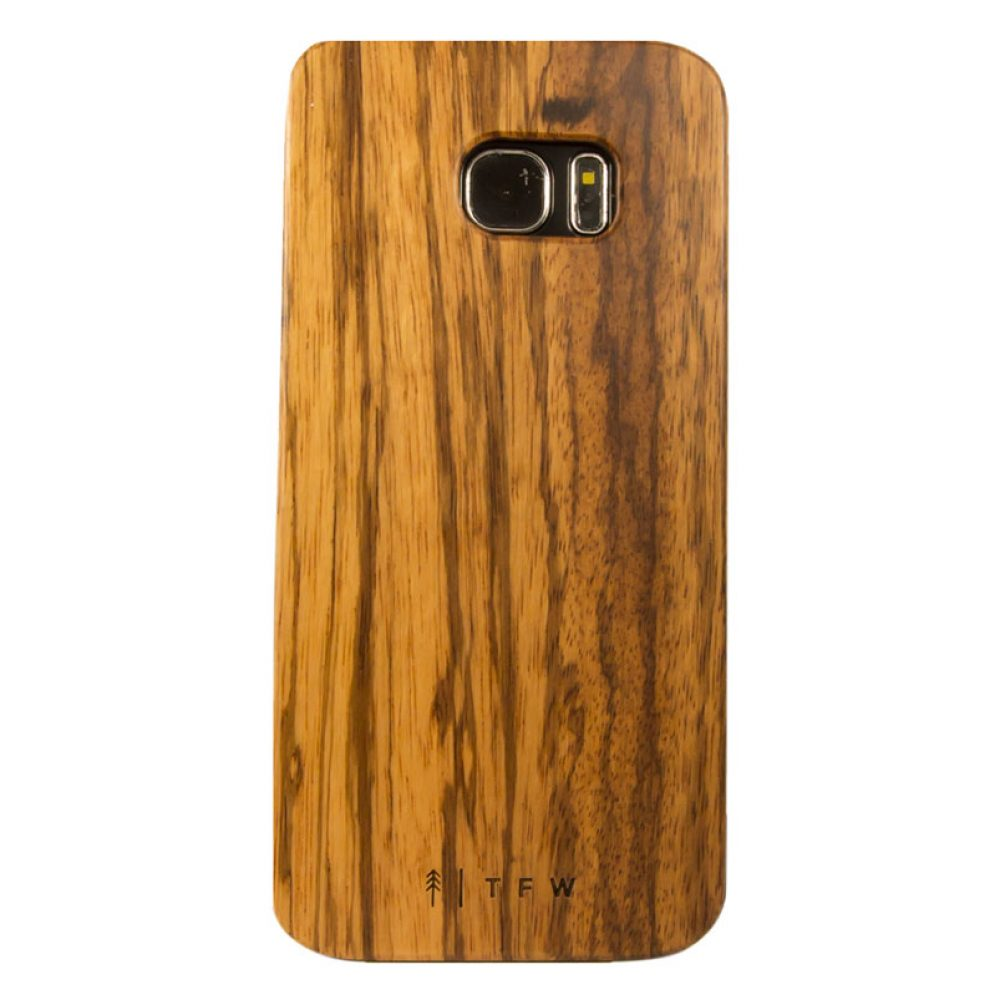 Samsung S7 case hout