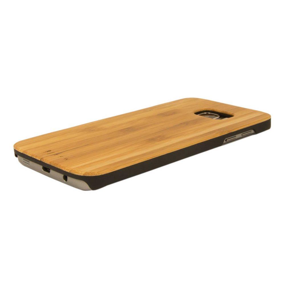 Houten case Samsung Edge