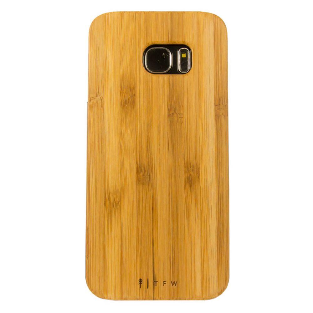 Houten case Samsung S7 Edge
