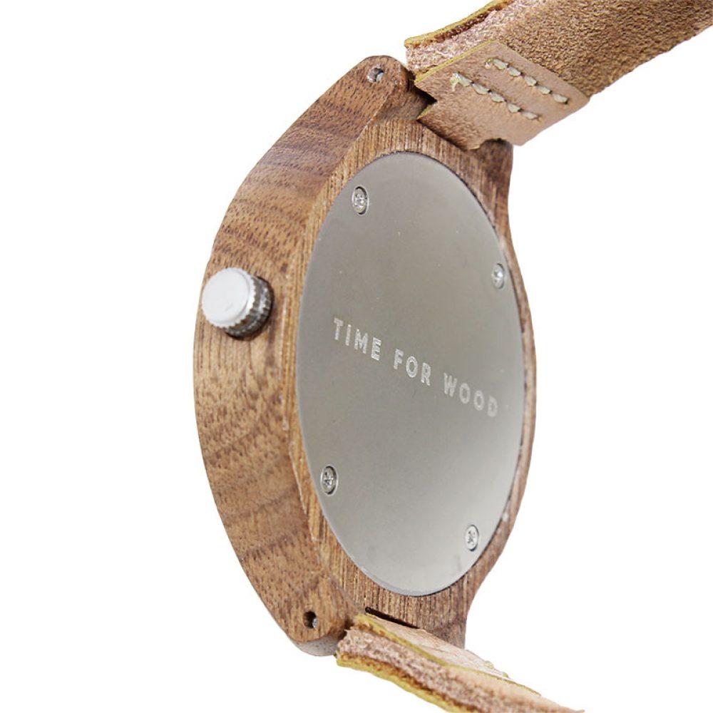 hout horloge vrouwen