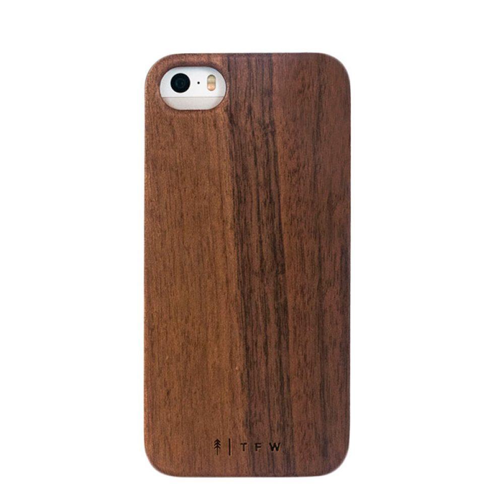 iPhone hoesje hout