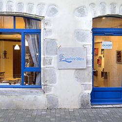 L'ambre bleu-Biarritz