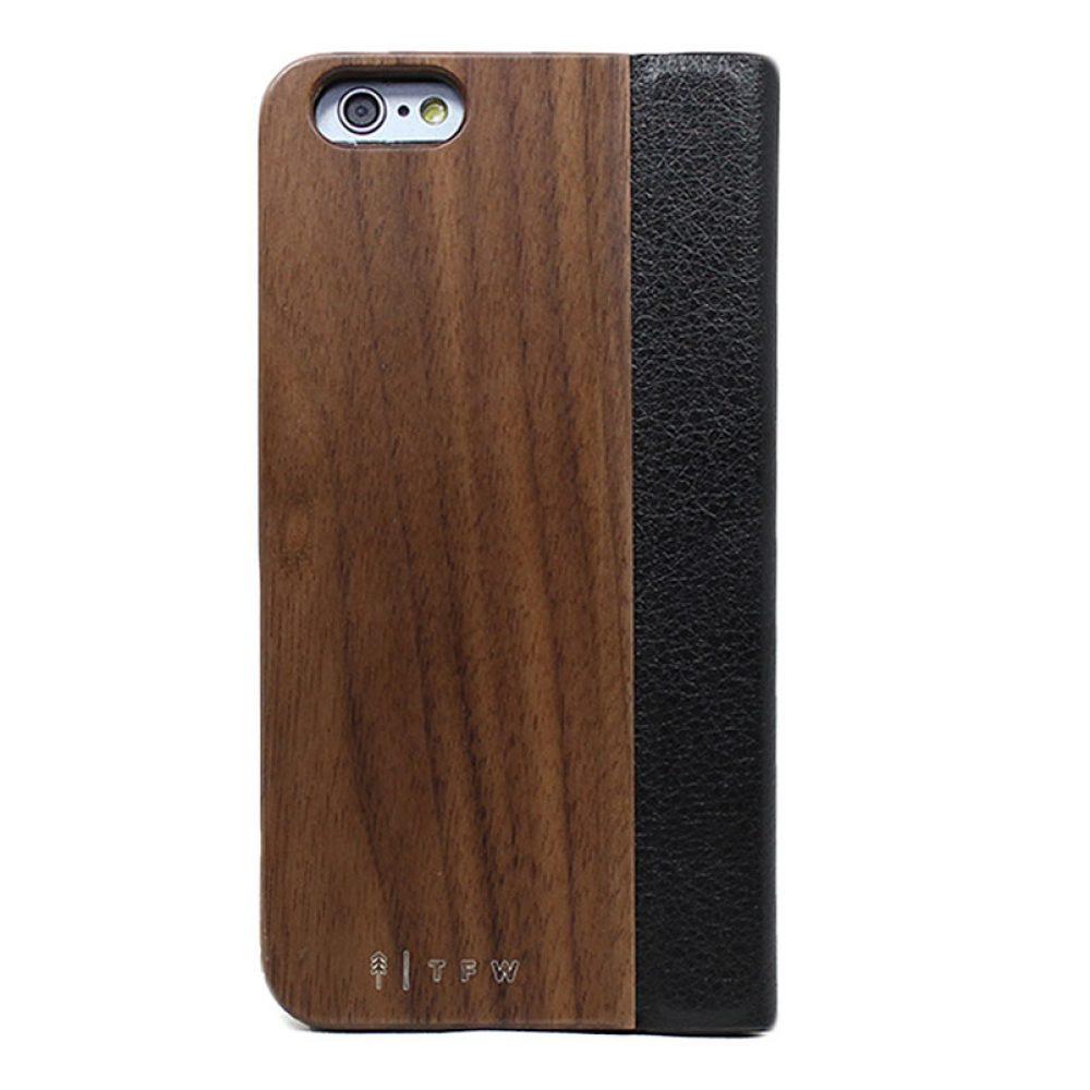 houten flipcase