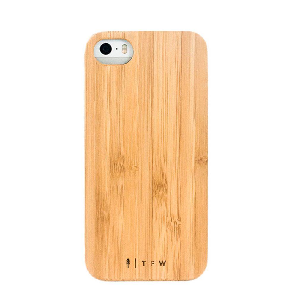 Oriano houten telefoonhoesje