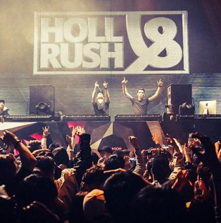 holl-rush