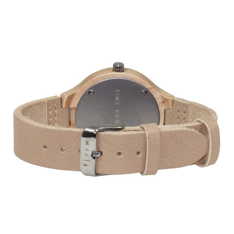 Acera houten horloge