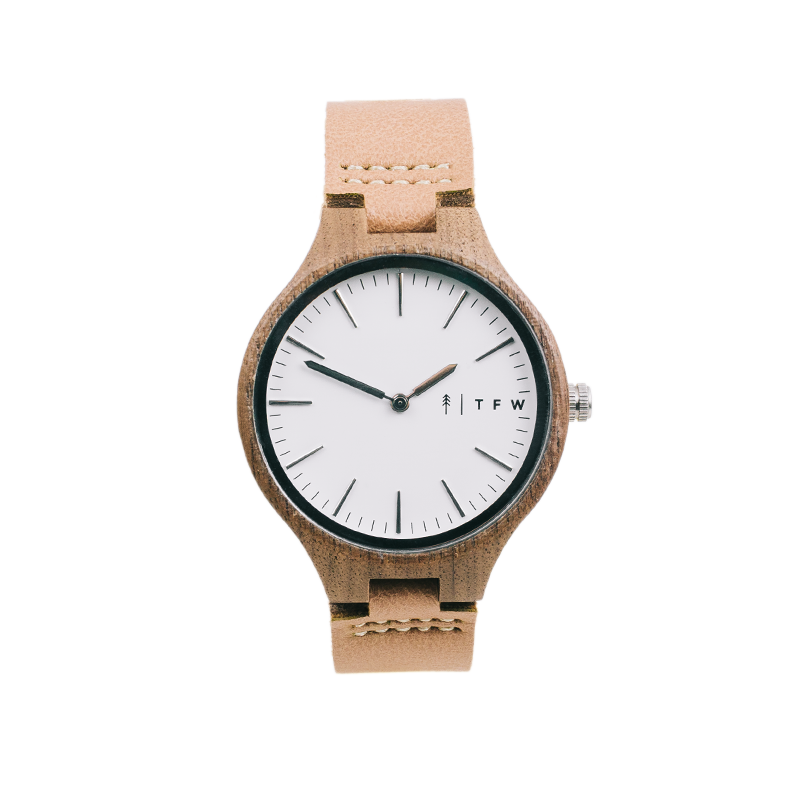 Time For Wood - Igera horloge