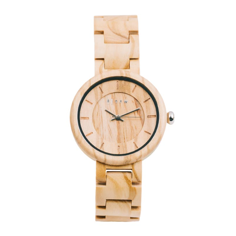 Houten horlogeband