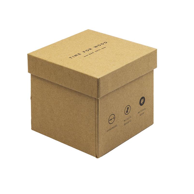 Kraft horloge box