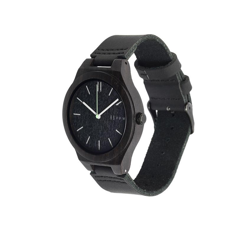 Ceylis houten horloge