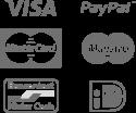online afrekenen met de volgende betaalmethodes